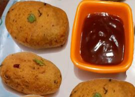Recipe - Make Monsoon Special With Suji Besan Cutlet
