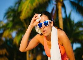 5 Home Remedies To Treat Problem of Excessive Sweating During Summers