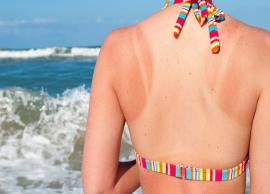 5 Home Remedies To Get Rid of Sun Tan