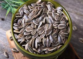 You will be Surprised To Know The Benefits of Sunflower Seeds