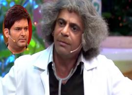 VIDEO- Sunil Grover's Reaction to Kapil Sharma-Vickey Lalwani Controversy Deserves Praise