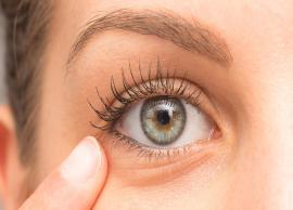 5 Home Remedies To Get Rid of Sunken Eyes