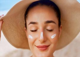 Beauty Tip - Know why we should wear sunscreen lotion daily