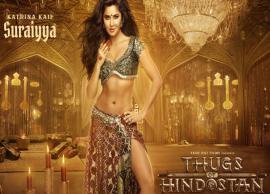 Thugs of Hindostan: मिलिए 'ठग्स ऑफ हिन्दोस्तान' की सबसे खूबसूरत ठग 'सुरैया जान' से, चौथा मोशन पोस्टर रिलीज़