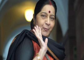 Lanka, Pulwama attacks made India more determined to resolutely fight terrorism: Swaraj tells SCO