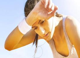 7 Ways to Combat Excessive Sweating