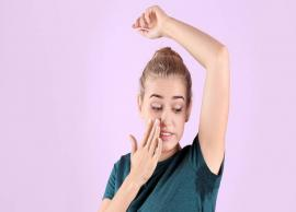 5 Home Remedies To Get Rid of Sweating
