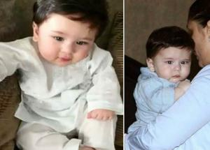 Taimur Ali Khan Now Has A Little Sister to Care Off