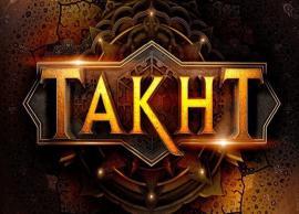 Karan Johar announces his 2020 directorial 'Takht' with a mind blowing cast ensemble