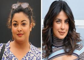 'I have a name': Tanushree Dutta hits back at Priyanka Chopra for calling her 'survior'