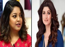 Tanushree Dutta questions Twinkle Khanna if her support is genuine as hubby Akshay Kumar shoots with Nana Patekar
