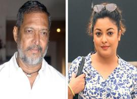 #MeToo: CINTAA won't fire Nana Patekar until proven guilty in Tanushree Dutta case