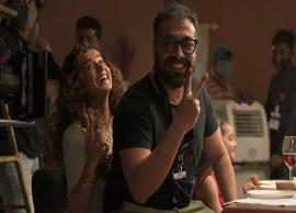 3 days after I-T raids, Anurag Kashyap, Taapsee Pannu resume 'Dobaaraa' shoot