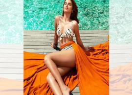 HOT Pics- Tara Sutaria in Sexy Bikini Pics Leaves Beau Aadar Jain Drooling
