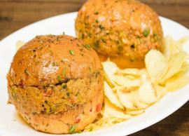 Summer Recipe- Try This Tawa Burger