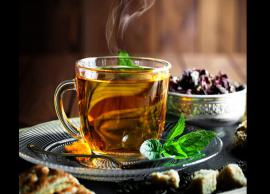 5 Teas To Help You Lose Weight