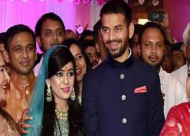 'Rabri Devi pulled my hair, threw me out of house' says Tej Pratap's wife