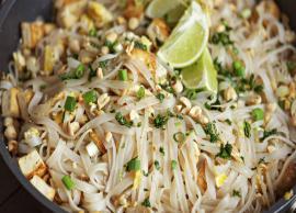 Recipe- Enjoy Rains With Easy Thai Noodles