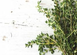 3 Amazing Beauty Benefits of Thyme Oil