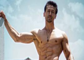 PICS- Tiger Shroff flaunts his bare body in '-3 degrees' temperature-Photo Gallery