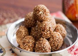 Recipe - Enjoy Makar Sankranti with Traditional winter sweet 'Til Ke Ladoo'