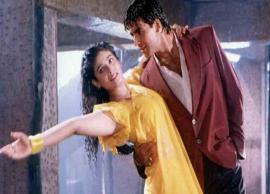 Akshay Kumar trolled for not giving credit to Raveena Tandon in tweet on 'Tip Tip Barsa Paani'