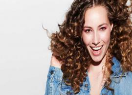 4 Tips To Care For Curly Hair