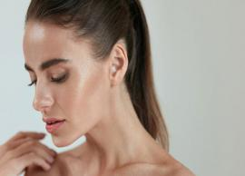 5 Tips and Tricks For People With Oily Skin