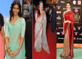5 Tips To Look Slim in Saree