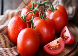 7 Amazing Beauty Benefits of Tomatoes