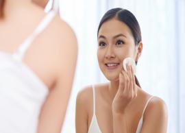 6 Beauty Benefits of Using Skin Toners