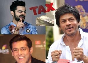 Top 5 Highest Income Tax Payees of B-Town
