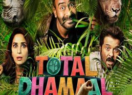 Ajay Devgn, Madhuri Dixit share new poster of upcoming film 'Total Dhamaal'