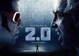 Rajinikanth, Akshay Kumar starrer '2.0' trailer to be launched on this date