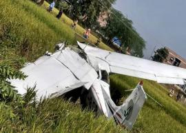 2 Pilots Killed in MP crash in Trainer Aircraft