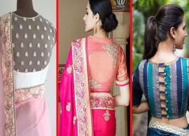 5 Trending Blouse Designs That Suit Every Body Type