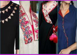 5 Trending Neck Designs For Kurtis
