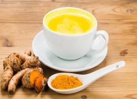 5 Health Benefits of Drinking Turmeric Tea