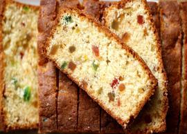 Recipe- Perfect Show Stopper Dessert for Diwali Tutti Frutti Cake