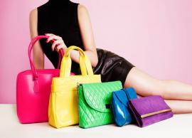 5 Different Types of Handbags You Can Choose From
