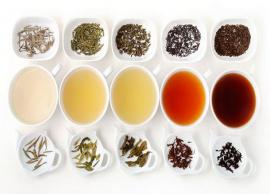 5 Types of Teas That Make You Lose Weight