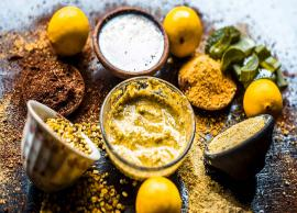 5 Homemade Body Scrubs To Get Rid of Holi Colors