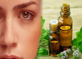 9 Essential Oils To Treat Under Eye Dark Circles
