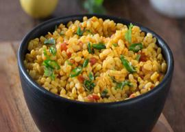 Recipe- Chatpati Sookhi Urad Dal
