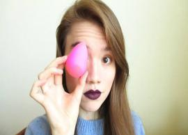 5 Makeup Blender Mistakes You Must Avoid