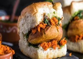 Recipe- Mumbai Popular Street Food Vada Pav