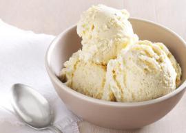 Summer Recipe- Delicious and Mouthwatering Vanilla Ice Cream
