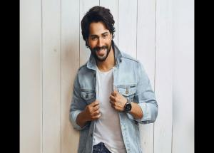 Varun Dhawan Shared First Glimpse of 'October'