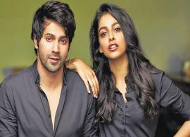 Varun Dhawan To Launch Trailer of October With Special Live Event