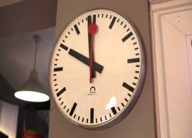 Vastu Do's and Dont's To Follow For Wall Clock